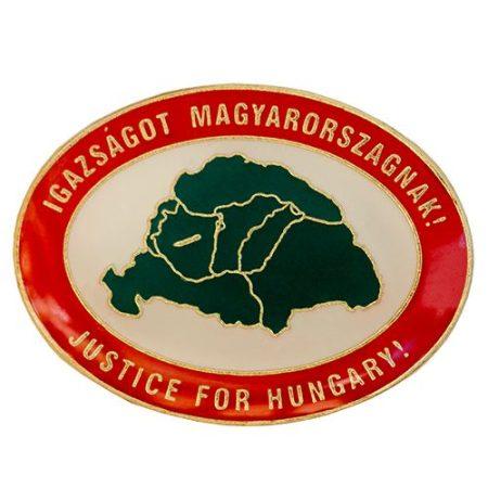 Igazságot Magyarországnak Fedő
