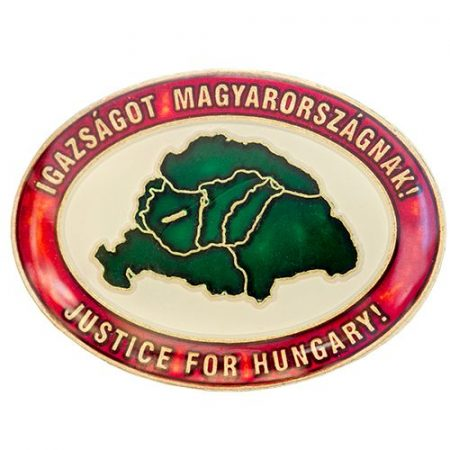 Igazságot Magyarországnak Transzparens