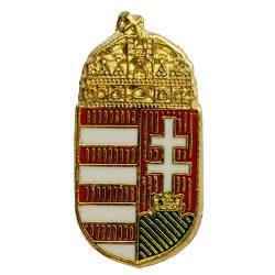 Magyar koronás címer 15 mm újgenerációs