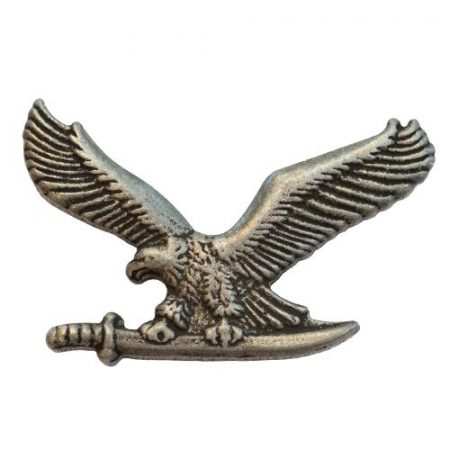 Turul 20 mm, ezüst antik