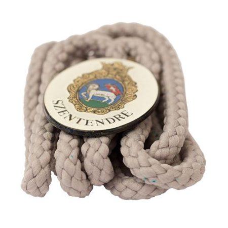 Szentendre címeres amerikai nyakkendő