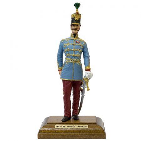 1848-as honvéd tábornok festett