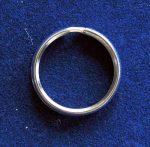 D=25 mm kulcskarika nikkelezve