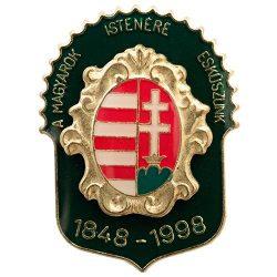 MIE Barokk Címerrel 1848-1998