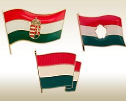 Magyar zászlók